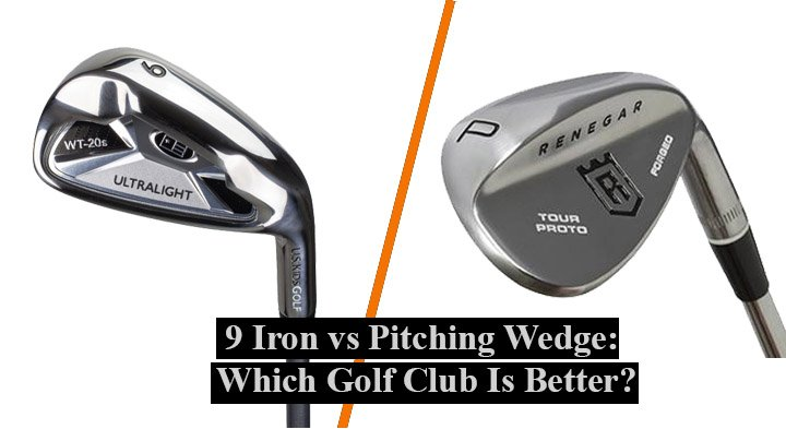 9 Iron vs Pitching Wedge: Which Golf Club Is Better?
